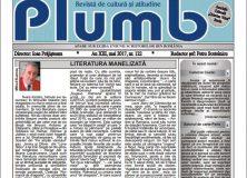 "Revista ""Plumb"" nr. 122 – mai/2017"