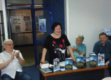 13 sept 2017/ Lansare de carte ADA SHAULOV- ISRAEL