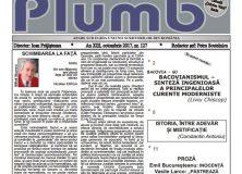 "Revista ""Plumb"" – Nr. 10 octombrie 2017"