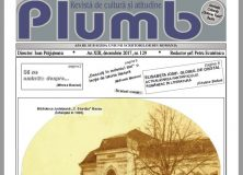 "Revista ""Plumb"" – ianuarie 2018"