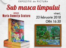 LANSARE DE CARTE- Maria Domnița Scutaru