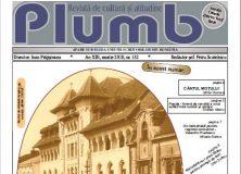"Revista ""Plumb"" – martie 2018"