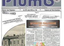 """Revista """"Plumb"""" şi revista """"Scântei Galbene"""" – iulie 2018"""