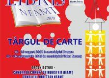 """TÂRGUL DE CARTE """"LIBRIS NEAMŢ"""" 2018"""