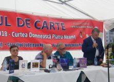 15 sept.2018- TÂRG DE CARTE LIBRIS PIATRA NEAMȚ