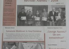 Revista Ateneu, nr. 589, septembrie 2018