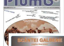Revistele PLUMB și SCÂNTEI GALBENE/ iunie 2019