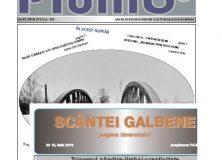 Revistele PLUMB și SCÂNTEI GALBENE/ iulie 2019