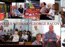 5 sept 2019 – Cenaclul George Bacovia – Critica literară băcăuană