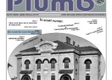 "Revista ""PLUMB"" – martie 2020"