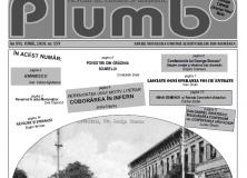 """Revista """"PLUMB"""" – iunie 2020"""