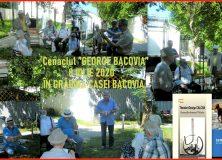 """Cenaclul """"George Bacovia"""" al Filialei Bacău a Uniunii Scriitorilor din România – 8 iulie 2020"""