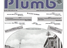 "Revista ""Plumb"" – iulie 2020"
