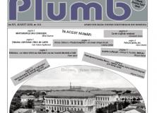 "Revista ""Plumb"" – august 2020"
