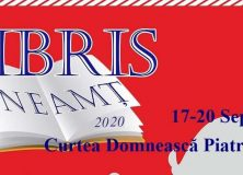 Târgul de carte Libris – PIATRA-NEAMȚ 2020