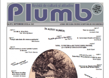 "Revista ""Plumb"" – septembrie 2020"