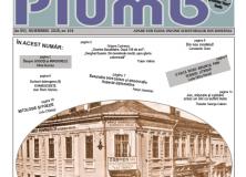 """Revista """"Plumb"""" – nov. 2020"""