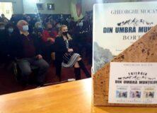 """Lansarea trilogiei """"DIN UMBRA MUNȚILOR"""" de Gheorghe Mocanu"""